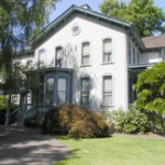 Bush House in Salem, Oregon
