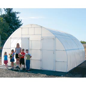 Solexx Greenhouses and Insulated Greenhouse Covering